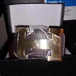 Fashion designer belt